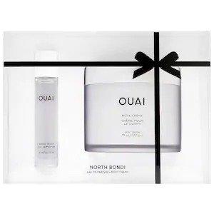 OUAI满$75再减$25 价值$76北邦迪香水和身体霜套装