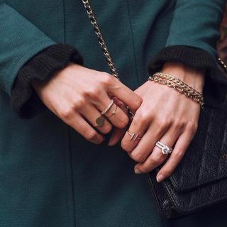 8折 还有封面款大金链儿Blue Nile 精选宝石钻石等珠宝首饰热卖