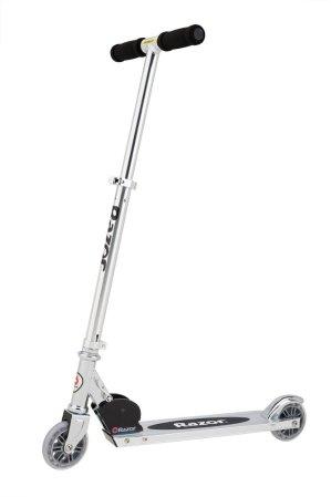 $38.4(原价$56.55)Razor A Kick 折叠滑轮车
