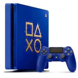 $299.99 for Limited Edition ConsoleSony PlayStation Days of Play 2018 Sale