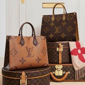 2.5折起!£83收老花钱包上新:Louis Vuitton 二手低价收 收老花Speedy、Neverfull、五合一