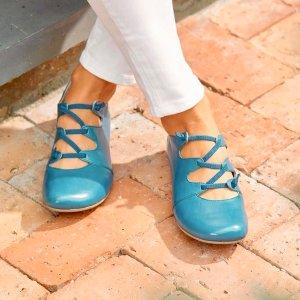 Josef Seibel芭蕾小皮鞋