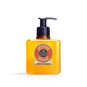 L'OccitaneShea Citrus 洗手液