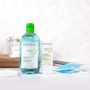 7折起 卸妆干净不刺激Bioderma 法国药妆 网红卸妆水$15