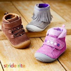 Up to 60% OffStride Rite Kids Shoes Sale @ Zulily