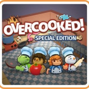 Overcooked $9.99Nintendo Switch Digital Games on Sale