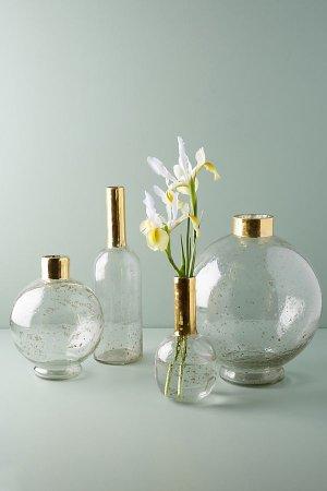 Gilded Vase | Anthropologie