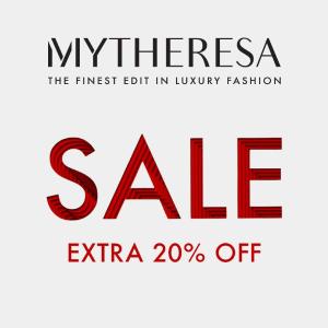 低至3折+满额8折 £344收Valentino平底鞋Mytheresa 夏日大促升级 收YSL、Loewe、Chloe