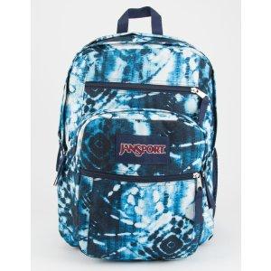 JanSportJANSPORT Indigo Shibori Big Student Backpack