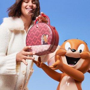 """""""鼠""""你最可爱新品上市:kate spade × Tom & Jerry 系列包包首饰抢鲜热卖"""