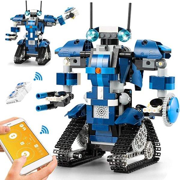 CIRO 智能机器人玩具,可编程STEM玩具