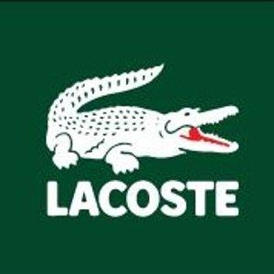 低至5折+免邮, 收迪士尼联名款Lacoste 法国鳄鱼官网特卖,全家质感装备一站配齐