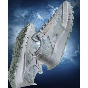 Reebok码全 厚底小个子必备AZ Princess 白色厚底运动鞋