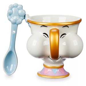 Disney水杯+勺子套装