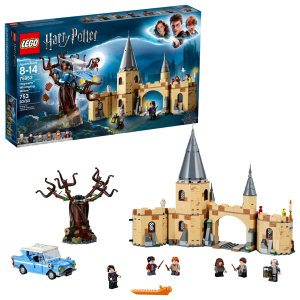 $55.99 + Free $10 Target Gift CardLEGO Harry Potter Hogwarts Whomping Willow 75953