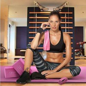 $35.99(原价$49.99)Sivan 瑜伽健身六件套裝 多色可选