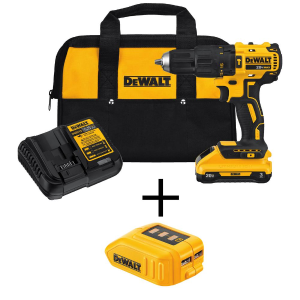 Today Only:Up to 40% offSelect DeWalt Power Tools & Work Boots @ The Home Depot