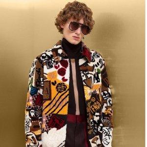 无门槛8折 £267收小怪兽T恤Fendi 极致高奢 诠释怪兽之力 收经典服装、配饰等