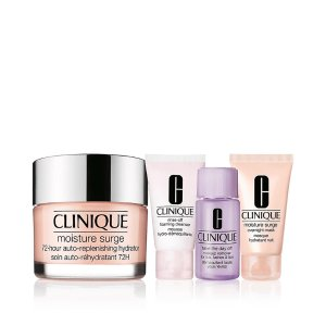 Moisture Overload: 72H Refreshing Gel-Cream Set | Clinique