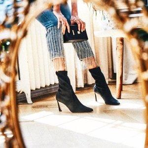低至2折+额外8折 Valentino铆钉鞋$584Luisaviaroma 折扣区大牌鞋履服饰等热卖
