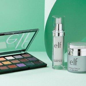 6折起 £3.6入妆前乳喷雾e.l.f. Cosmetics 圣诞大促 平价彩妆超值入