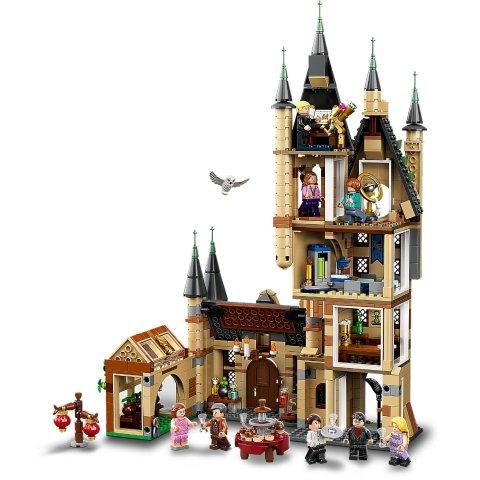 £17.99起收 可预购上新:Lego 2020年哈利波特系列发布 收天文塔、海德薇、有求必应屋