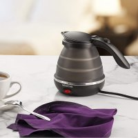 Gourmia GK320 旅行专用可折叠便携热水壶