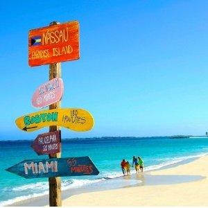 Ending Soon: From $317New York City - Nassau RTFlight Flash Deal