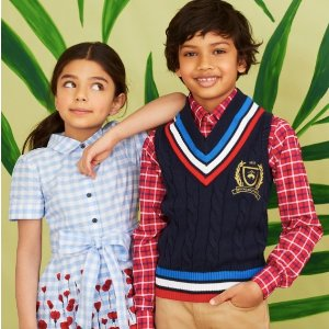 Up to 70% OffBrooks Brothers Girls & Boys Apparels and Accessories Winter Sale