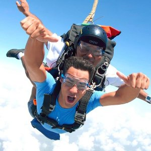 最高立减$70Skydive 全澳跳伞特惠 高达15000英尺