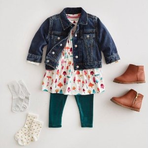 Today Only: From $5Kids Leggings & Dresses @ Gymboree