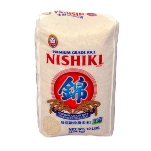 Nishiki特级大米 4.5 kg