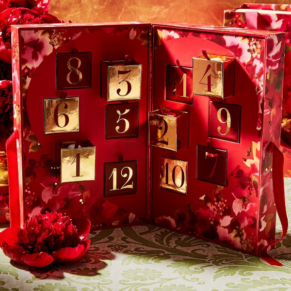 Estee Lauder 圣诞香水日历
