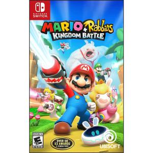 $19.99 (原价$59.99)《马里奥疯兔:王国之战》Nintendo Switch 实体版