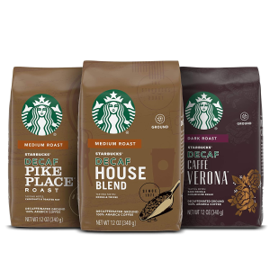 15% OffStarbucks Ground Coffee Limited Time Offer