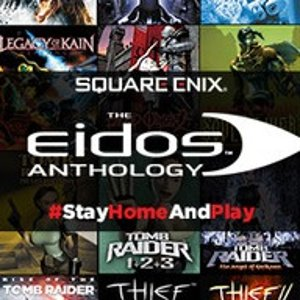 $39.24 (原价$784.37)Square Enix 54款 Steam 游戏 大礼包, 含古墓丽影 正当防卫