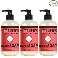 Mrs. MEYER'S CLEAN DAY 洗手液3瓶