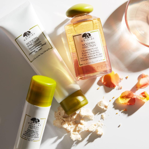 Up to $90 Free Gifts, with Full-Size GiftDealmoon Exclusive: Origins Cleansers $20 Off with $45 Purchase