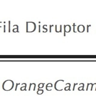 测评 |  FILA DISRUPTOR II复古风潮