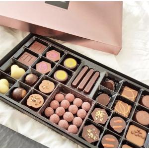5折 低至£1.18Hotel Chocolat 精选巧克力促销