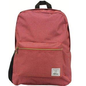 $10.98(原价$24.12)Hilroy Heritage Collection 双肩背包 红色 加拿大设计制造