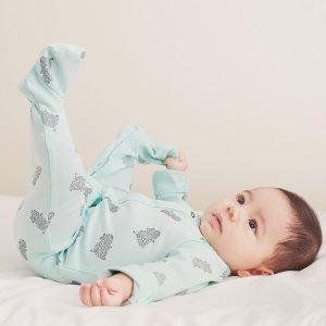 低至5折+额外8.5折 纯棉长袖$4First Impressions 婴幼儿装 准妈妈一定要知道的宝藏品牌