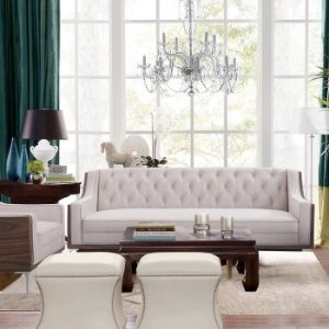 Inspired Home Charles Tufted 沙发