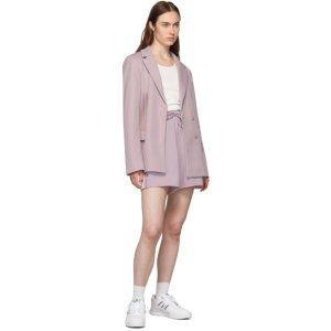 Adidas Originals 香芋紫短裤