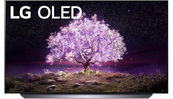 OLED55C1PUB C1系列 4K OLED 电视 2021款