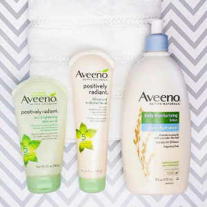 Start From $5.46Aveeno Products @ Walmart
