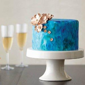 $7(原价$13.97)Wilton 铝制圆形蛋糕模型 2021自己动手丰衣足食