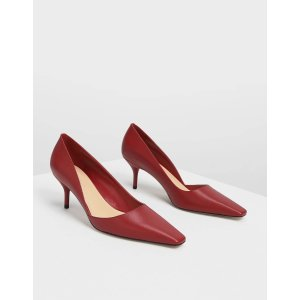 2c7b3e04eebe Charles   Keith Coupons   Promo Codes - 10% Off + GWP Casual Shoes ...