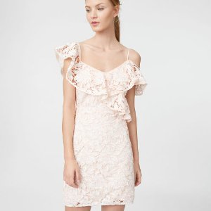 Nawale Lace Dress