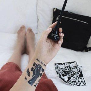 8折尝鲜!£36起收纹身香水你听说过看得见的香水吗?AMKIRI 全球第一款可视香水FU独家上线